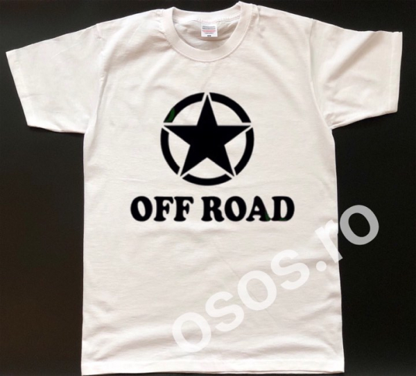 Tricou personalizat bărbătesc - Off road 0