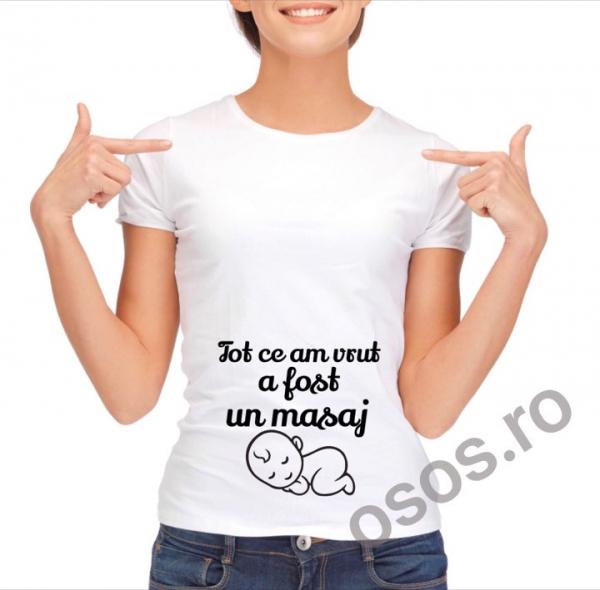 Tricou personalizat damă - Viitoare mămică 0