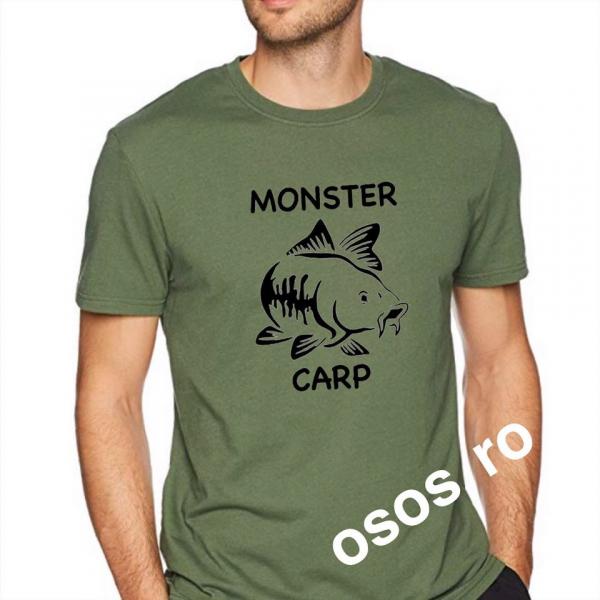 Tricou pescar - Monster Carp [0]