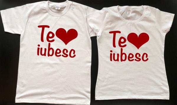 Tricouri cuplu - Te iubesc [0]