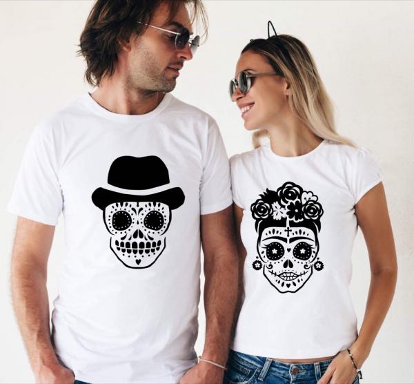 Tricouri cuplu - Charming couple 0