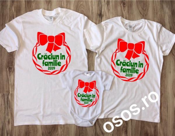 Tricouri Familie - Craciun in Familie 0