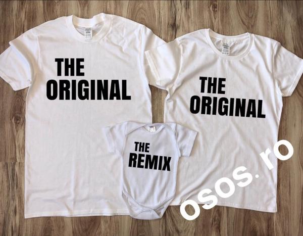 Tricouri Familie - The original. The remix [0]