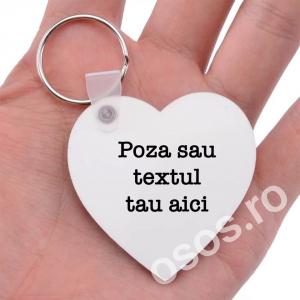 Personalizeaza Breloc Inima0