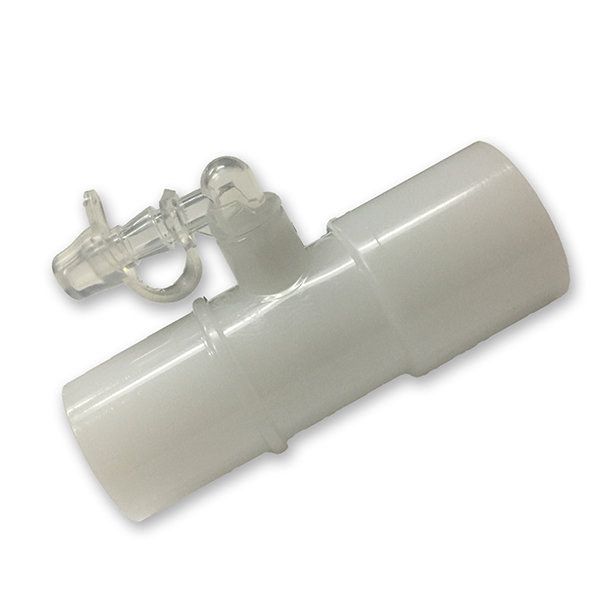 Adaptor furtun CPAP pt. aport de oxigen suplimentar - HUM for Life [1]