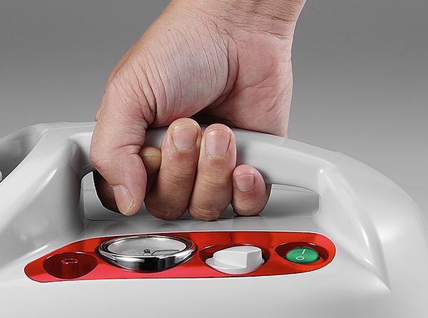 Aspirator Secretii VAC Maxi, 800 ml, 600 mmHg, 46 LPM, fara baterie [2]
