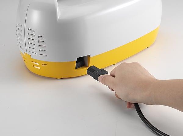 Aspirator Secretii VAC PRO, 800 ml, 600 mmHg, 24 LPM, fara baterie [5]