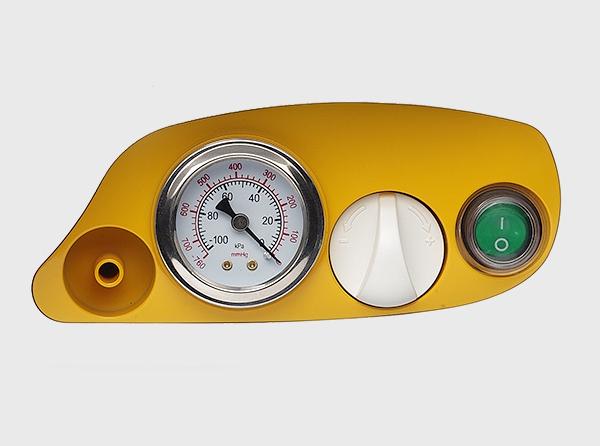 Aspirator Secretii VAC PRO, 800 ml, 600 mmHg, 24 LPM, fara baterie [3]