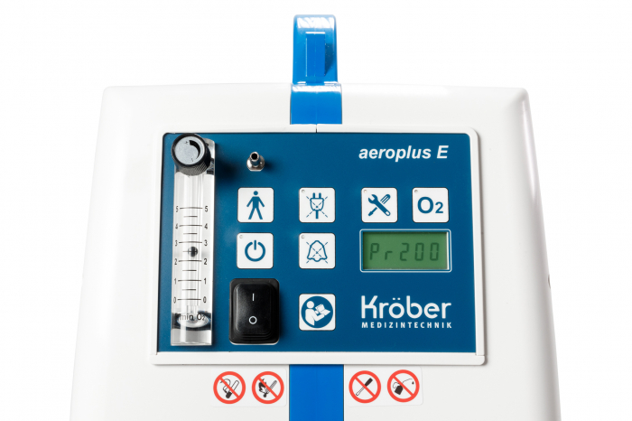 Concentrator de Oxigen Aeroplus E [1]