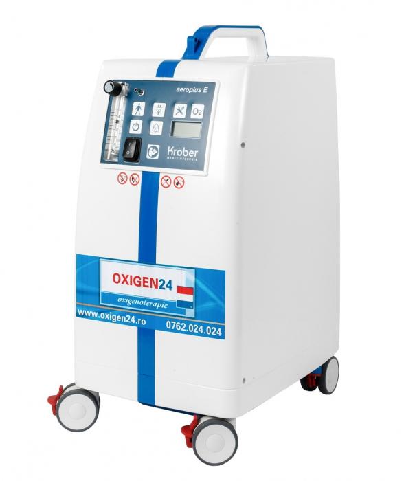Concentrator de Oxigen Aeroplus E [0]