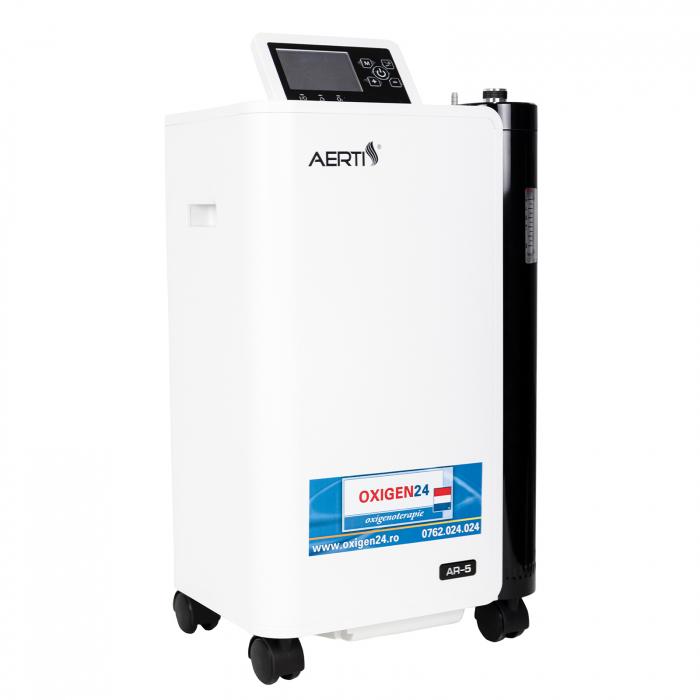 Concentrator de Oxigen Aerti AR-5 [1]