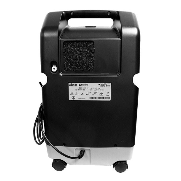 Concentrator de Oxigen Compact 1025KS 3