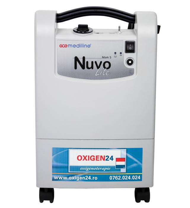 Concentrator de Oxigen Nuvo Lite Mark 5 [0]