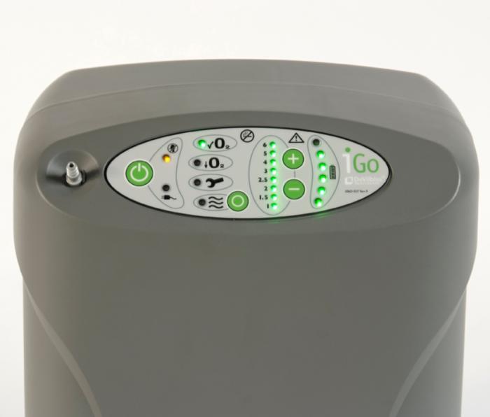 Concentrator de Oxigen portabil iGo DeVilbiss 2