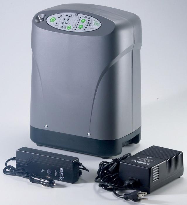 Concentrator de Oxigen portabil iGo DeVilbiss 3