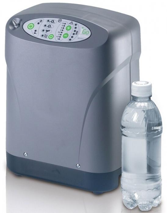 Concentrator de Oxigen portabil iGo DeVilbiss 4