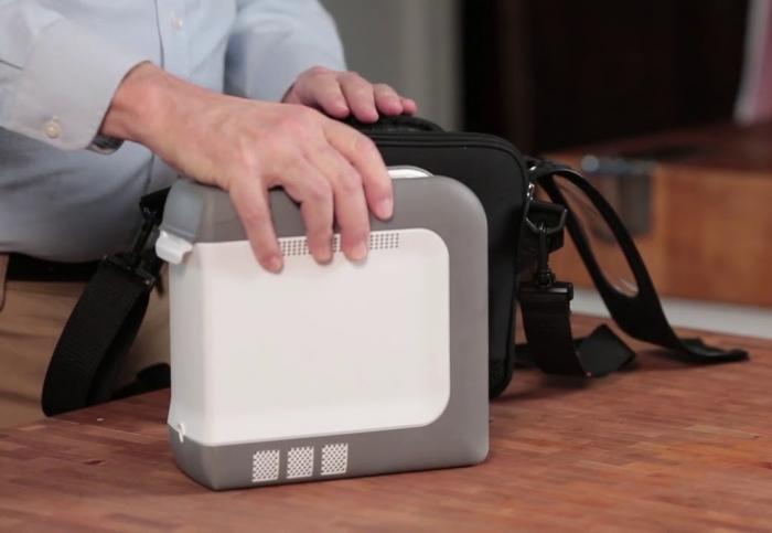 Concentrator de Oxigen portabil iGo2 3