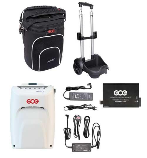 Concentrator de Oxigen portabil ZEN-O (1 baterie) 4