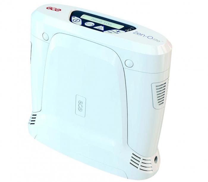 Concentrator de Oxigen portabil ZEN-O Lite (1 baterie) 0