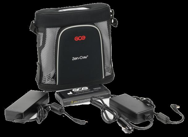 Concentrator de Oxigen portabil ZEN-O Lite (1 baterie) 2