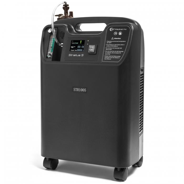 Concentrator de Oxigen Stratus 5 0