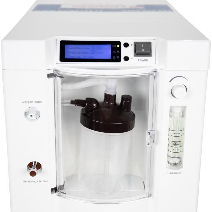Concentrator Oxigen cu nebulizator RespiroX 10 LPM [4]
