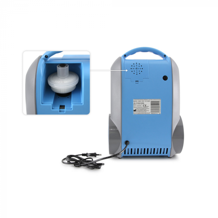 Aparat de oxigen portabil Lovego G1 (LG101) 1