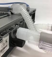Conector CPAP pentru aport de oxigen 1