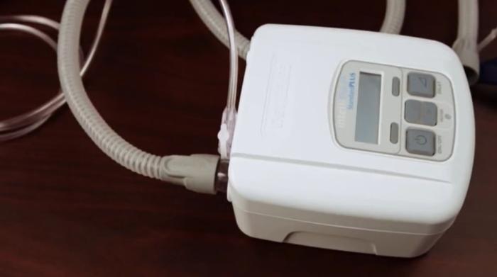 Conector CPAP pentru aport de oxigen 5