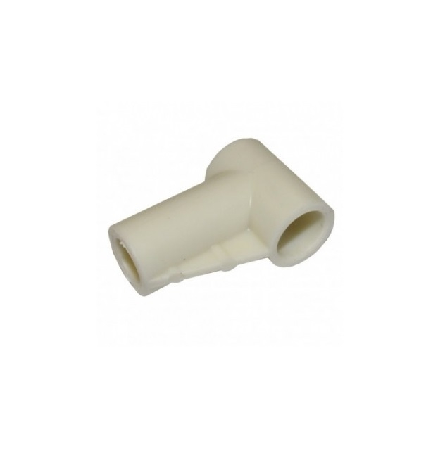 Conector la 90° pt. vas colector autoclavabil 1200 ml la aspirator secretii VacuAide QSU 0