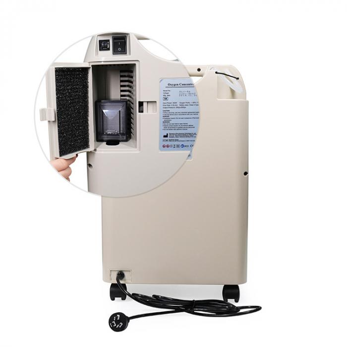 Filtru burete - concentrator oxigen Smart 8 2