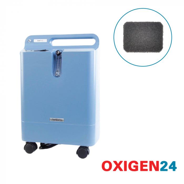 Filtru burete - concentrator oxigen EverFlo Philips 0
