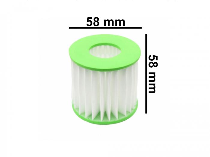 Filtru HEPA - concentrator oxigen GCE OC-E80 8 LPM 1