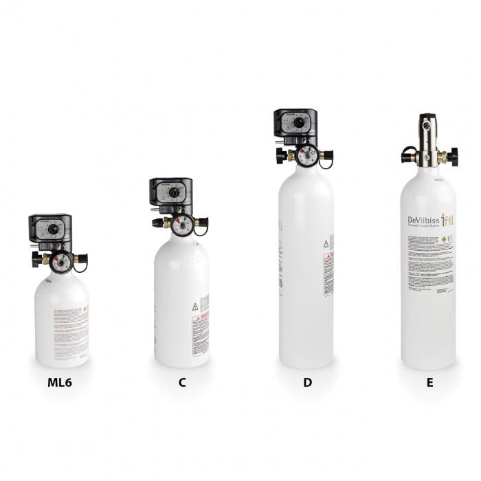 iFill + 2 butelii debit continuu (CF) 2