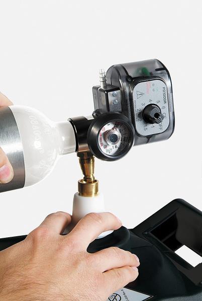iFill - Statie reincarcare butelii oxigen 3