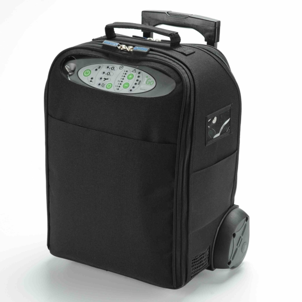 Inchiriere Concentrator de oxigen portabil + troler iGO 4