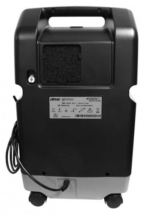 Inchiriere Concentrator Oxigen Compact 1025KS 4