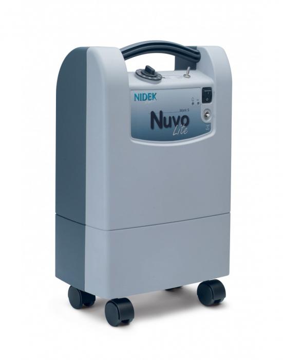 Inchiriere Concentrator Oxigen Nuvo Lite Mark 5 0