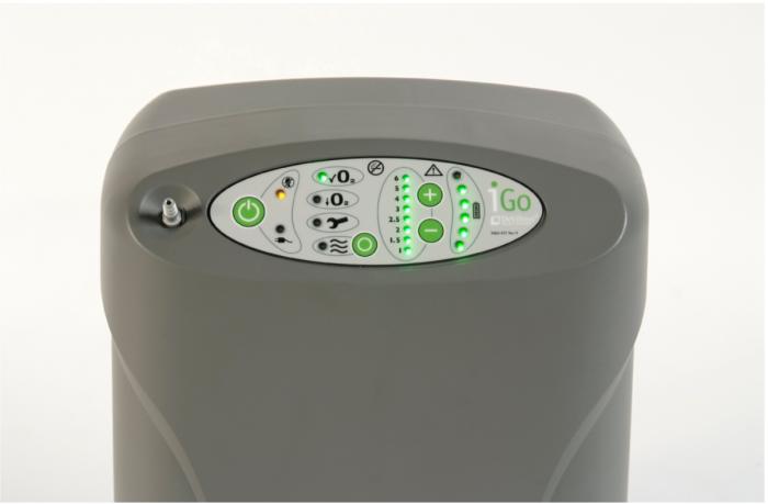 Inchiriere Concentrator Oxigen portabil cu troler iGo 2