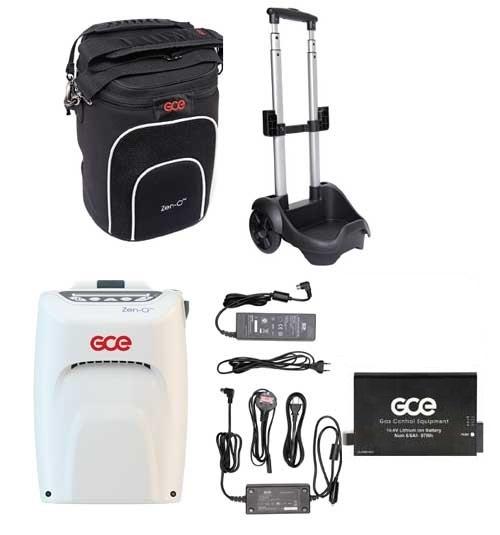 Inchiriere Concentrator Oxigen portabil cu troler Zen-O 2