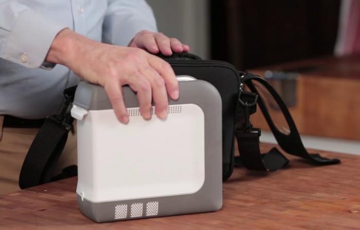Inchiriere Concentrator Oxigen portabil iGo2 3