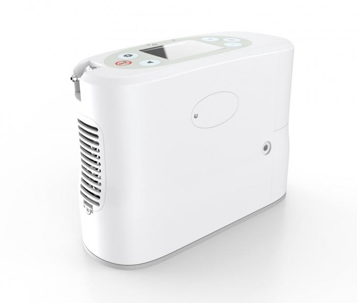 Inchiriere Concentrator Oxigen portabil Kingon P2 1