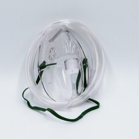 Masca oxigen, Adult, 2.1 m, Concentratie medie - Hudson RCI 1