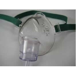 Masca oxigen, Nou nascut, 2.1 m, Concentratie medie 1