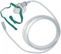 Masca oxigen, Nou nascut, 2.1 m, Concentratie medie 0