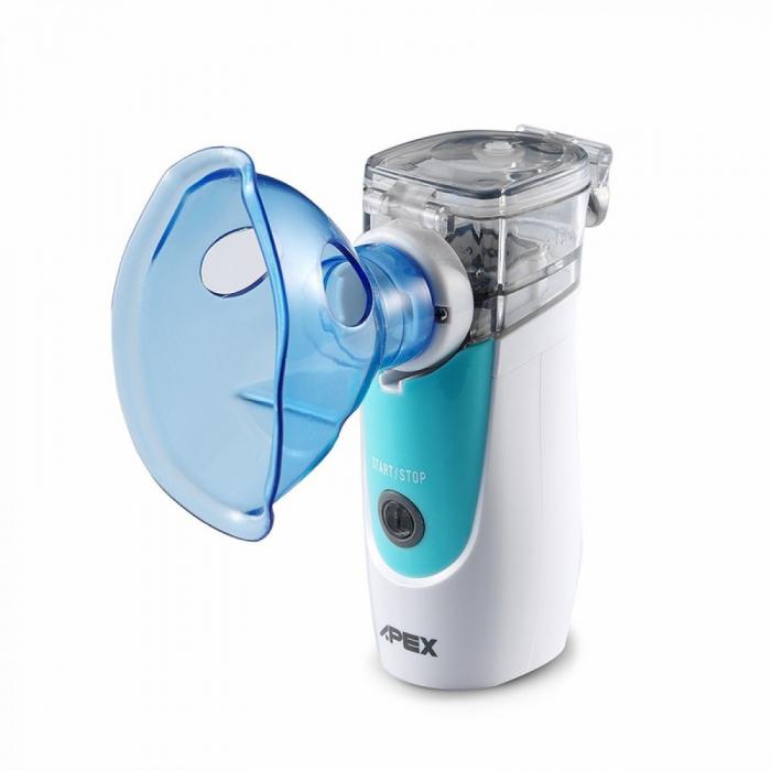 Mini Nebulizator portabil, ultrasonic, tehnologie mesh - Mobi Mesh 1
