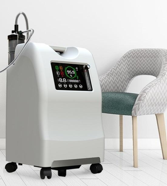 Concentrator de Oxigen Smart 8 2