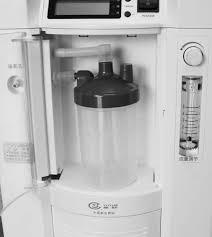 Barbotor - Bol umidificator 10 LPM, 250 ml, pt. RespiroX 10 LPM [1]