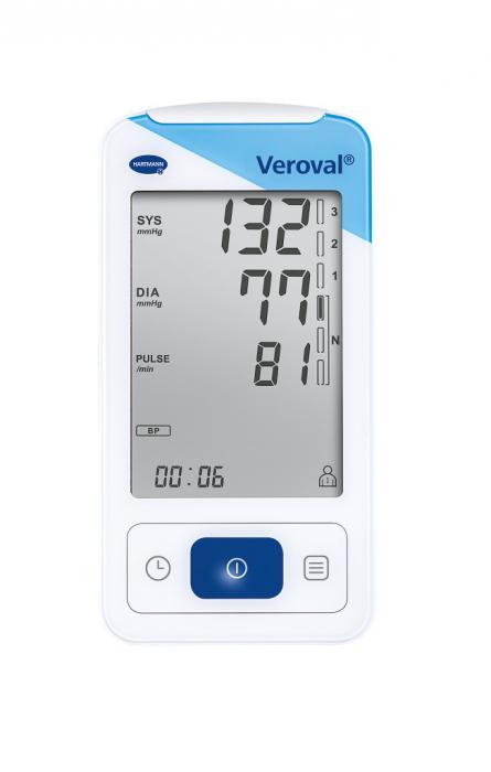 Electrocardiograf si Tensiometru cu determinarea tensiunii arteriale - Veroval ECG 0