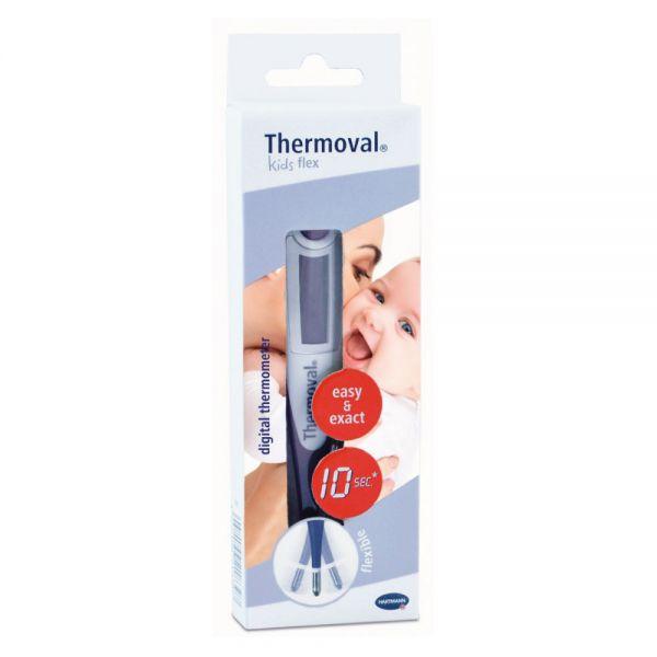 Termometru digital Hartmann, cap flexibil, raspuns in 10 s - Thermoval Kids Flex 1